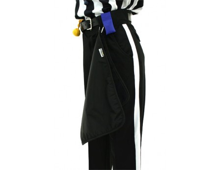 RefSmart Game Day Football Referee Towel, Black