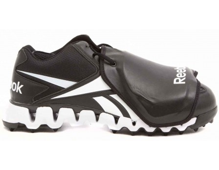 huge selection of df63a 5442e ... Reebok Zig Magistrate Mid Umpire Plate Shoes - Black White ...