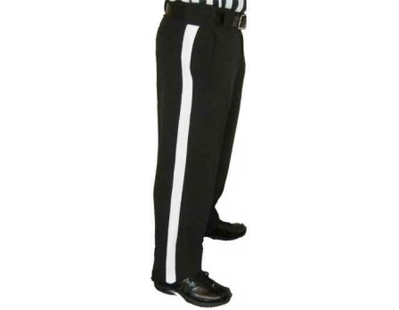 Smitty NFL Style Black Foul Weather Football Referee Pants