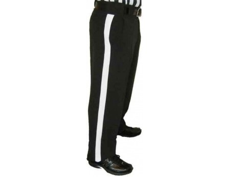 Smitty NFL Style 4-Way Stretch Premium Black Football Referee Pants