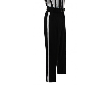 Smitty NFL Style Black Warm Weather Football Referee Pants