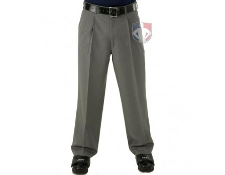 Smitty Heather Grey Umpire Combo Pants with Expander Waistband