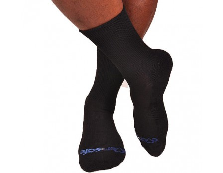 Ever-Safe Umpire/Referee Socks - Crew