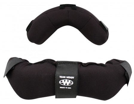 Team Wendy Black Replacement Umpire Pads