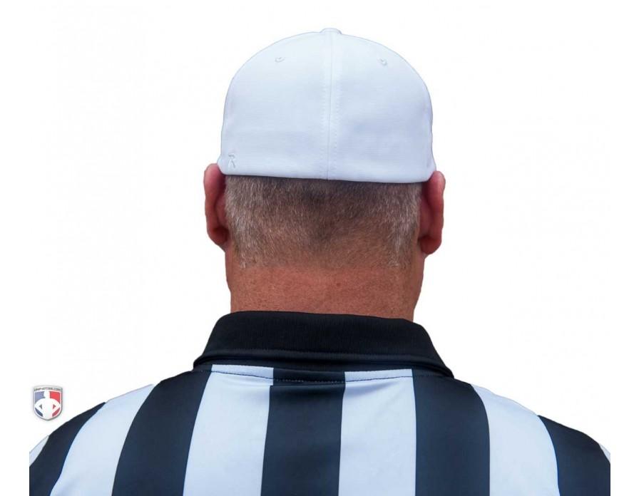 ef6607ad7295c Read More. 487-RW-Richardson Cool Dry Pulse Flexfit White Referee Cap Back