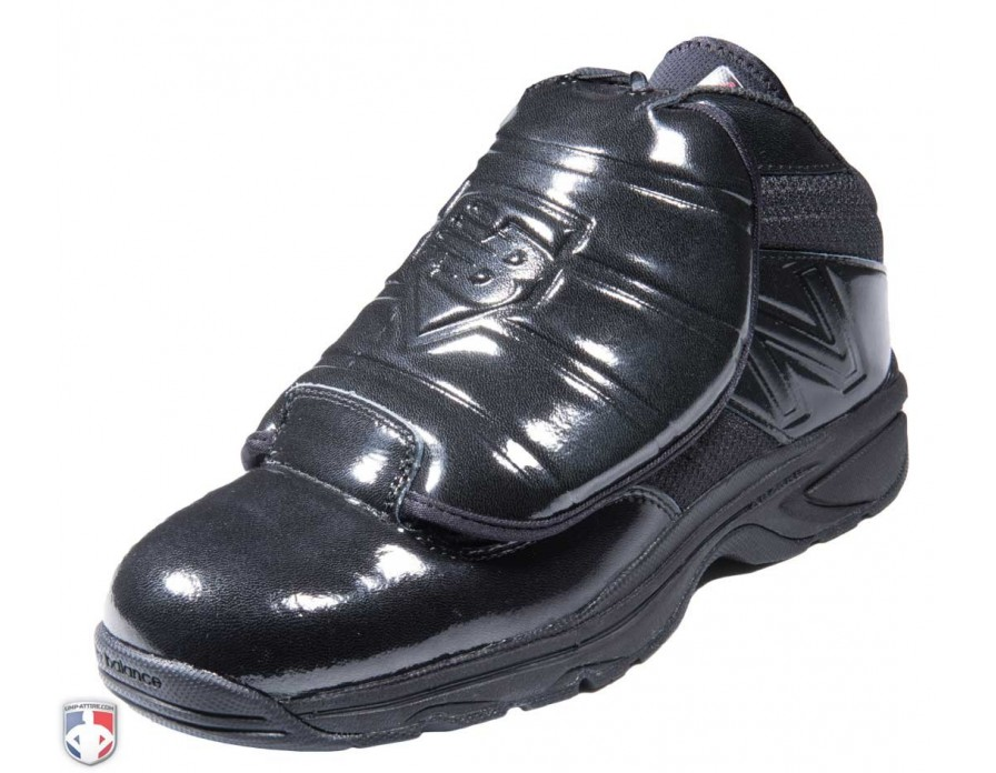 Pentagon Patent Leather Umpire Plate Shoes