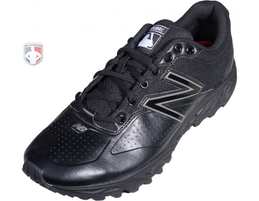 best sneakers f9f58 7633b ... New Balance MLB All-Black Low-Cut Umpire Base Shoes Reebok Zig  Magistrate ...