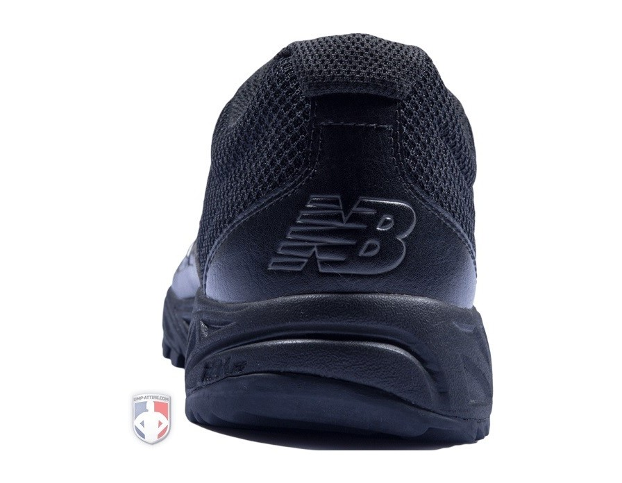 01f9d7ceae15 New Balance All-Black Umpire / Referee Field Shoes | Shoes | Ump ...