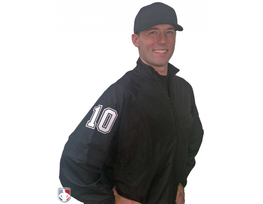 148febb523e Read More. S326-BK with N4-SUB-WBW. S326 Smitty Convertible Umpire Jacket -  Black. Smitty MLB Replica ...