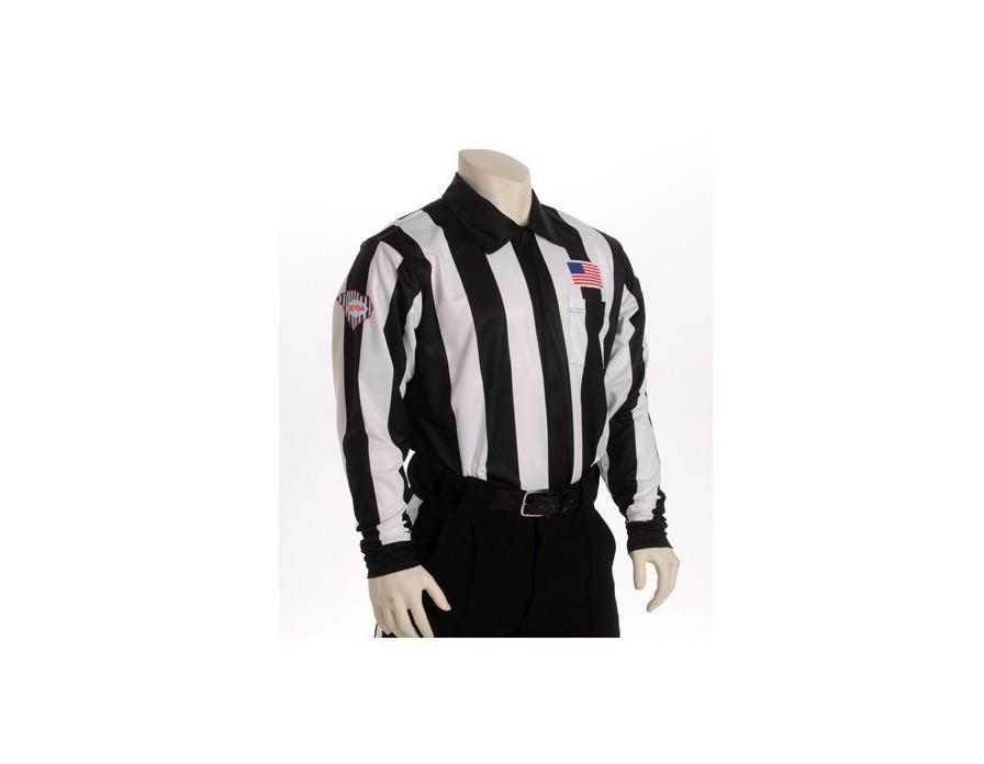 fef0c4ba0 South Carolina (SCFOA) Long Sleeve Football Referee Shirt