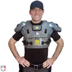 Wilson MLB Platinum Umpire Chest Protector
