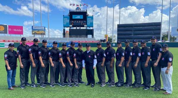 Caribbean World Series Umpires 2020