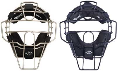 Diamond Big League Umpire Masks