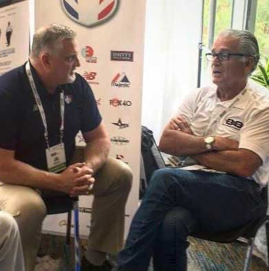 Jim Kirk and Mike Pereira discuss B2B