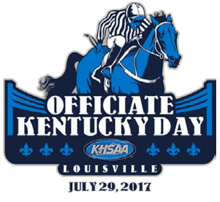 Kentucky Officiate Day Logo