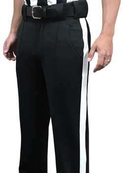 NEW Smitty Performance Poly Spandex Tapered Fit Football Referee Pants