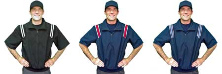 Short Sleeve Umpire Jackets