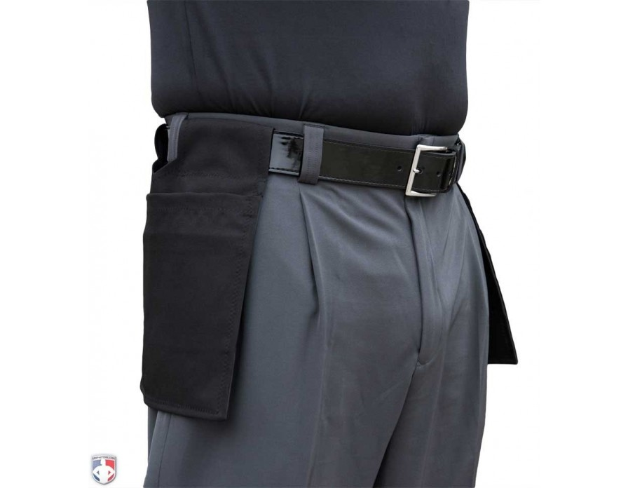 Umpire Pants with Ball Bag on Side