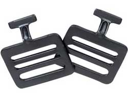 T-Hooks for Umpire Chest Protector