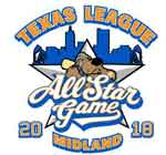 Texas League 2018 All-Star Game Logo