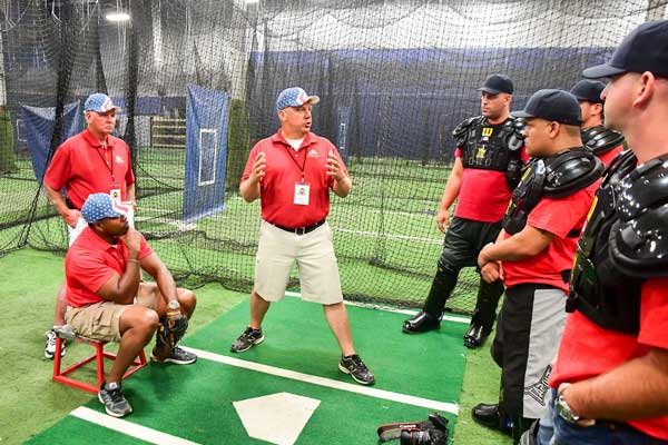 Greg Wilson Instructs Students