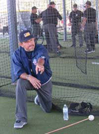 MLB UMPIRE ALFONZO MARQUEZ SHARES HIS EXPERIENCE
