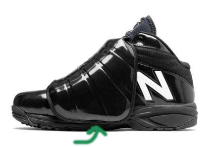 New Balance Plate Shoes with White N