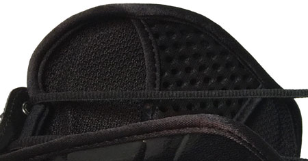Neoprene Buffer on NB Plate Shoes