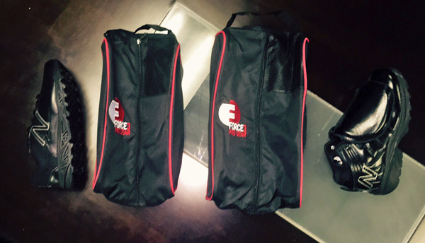 Force3 Shoe Bags side by side