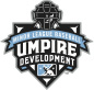 Minor League Baseball Umpire Development Logo