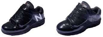 LOW-CUT New Balance V3 MLB Umpire Plate Shoes