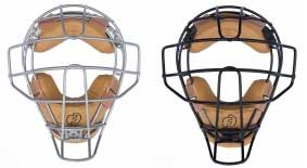 TAN PADDING Force3 V2 Defender Umpire Masks