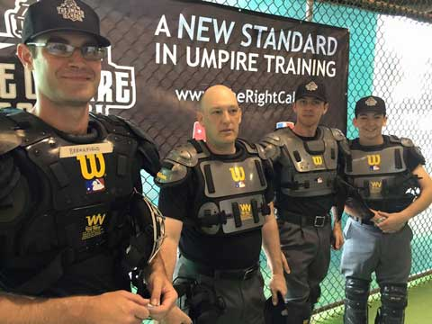Top 10 Baseball Umpire Gear Wanted By The Umpire School